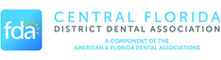 Centeral Florida District Dental Association logo