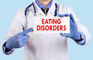 eating disorders sign
